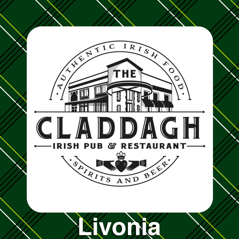 The Claddagh Irish Pub – Livonia