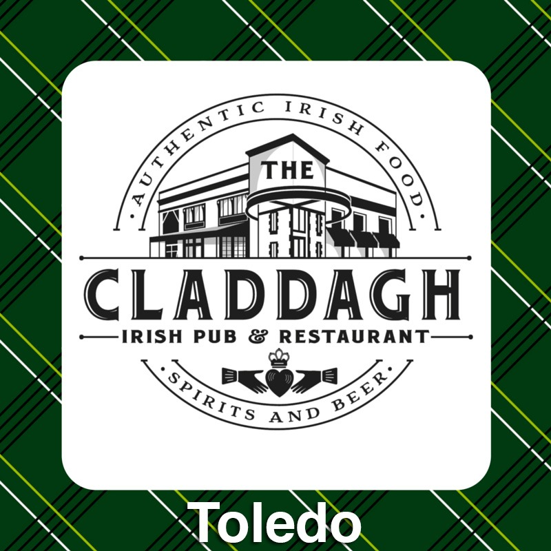 The Claddagh Irish Pub – Toledo