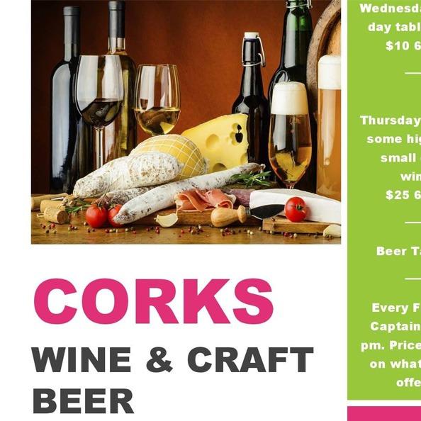 Corks Wine & Craft Beer Bar